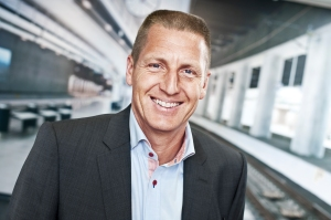 Ray Mauritsson: president at Axis Communications
