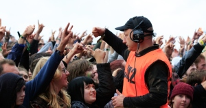 Showsec worked in tandem with Leicestershire Police to reduce incidents of criminality at the 2015 Download Festival