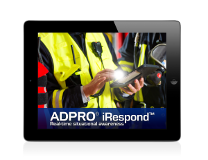 Detail of the ADPRO iRespond