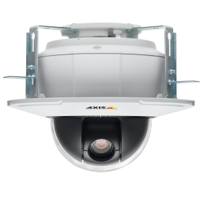The Axis P55 Series dome camera