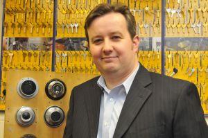 Dr Steffan George: development director at the MLA
