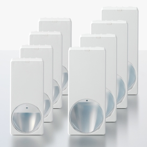 Vanderbilt's MAGIC dual motion detectors have been awarded NF, INCERT, IMQ and VdS approvals