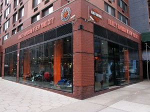Wavestore has introduced a VMS solution for Harley-Davidson in New York
