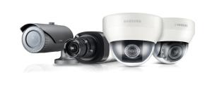 Samsung'S WiseNetIII cameras