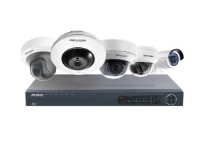 The Hikvision Easy IP Solution product range