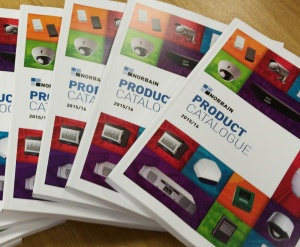 Norbain's Product Catalogue for 2015-2016