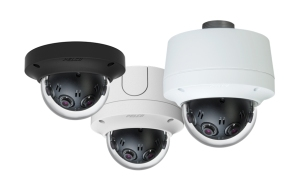 Pelco by Scneider Electric's Optera surveillance cameras