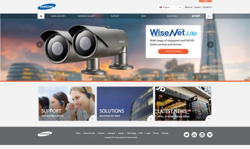 SamsungTechwinEuropeWebsite1