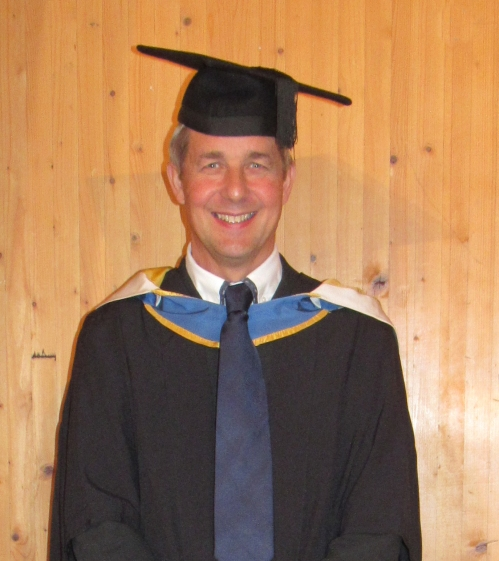 Ian Graduation 2017