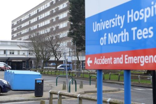 UniversityHospitalNorthTees