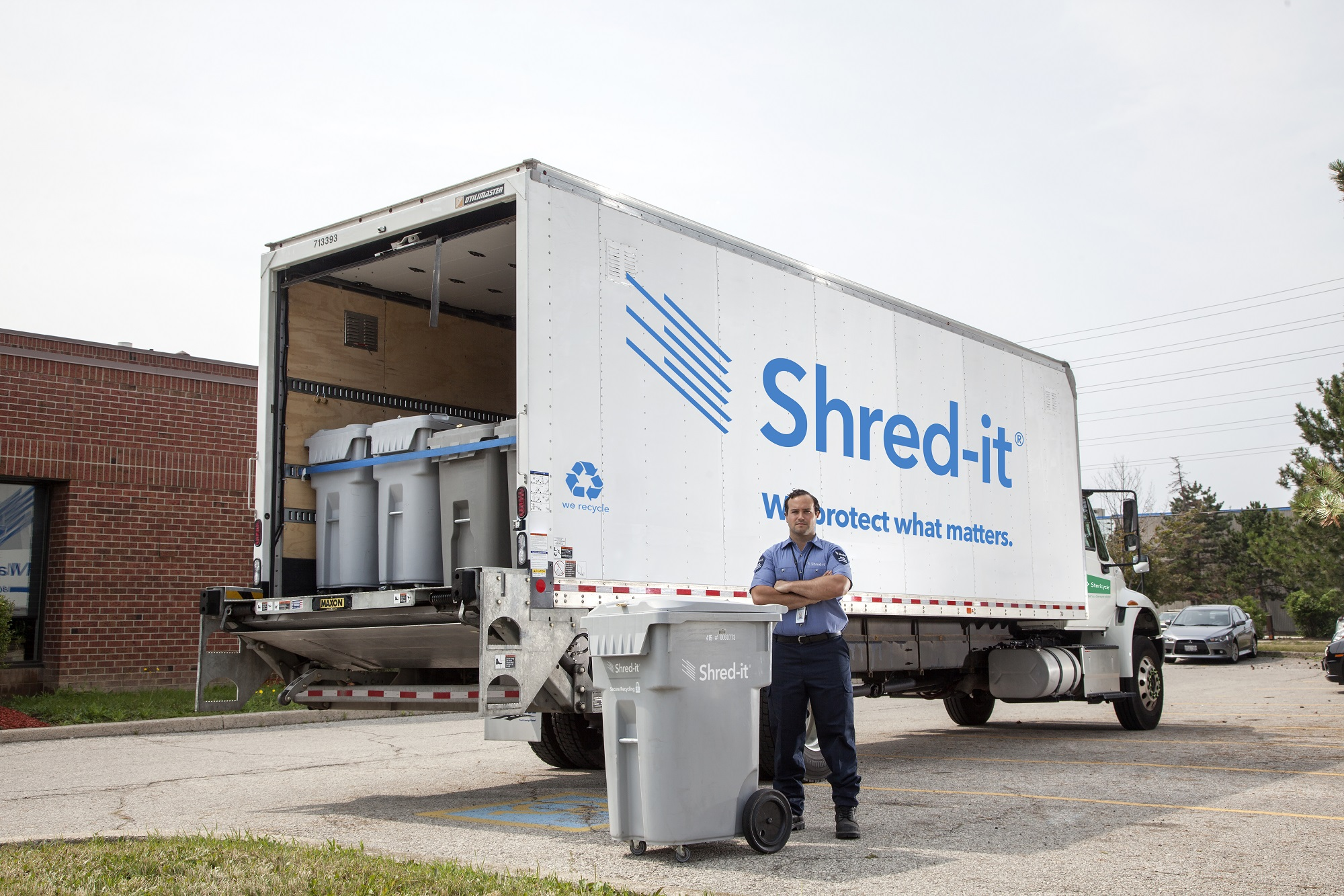 ShreditTruck