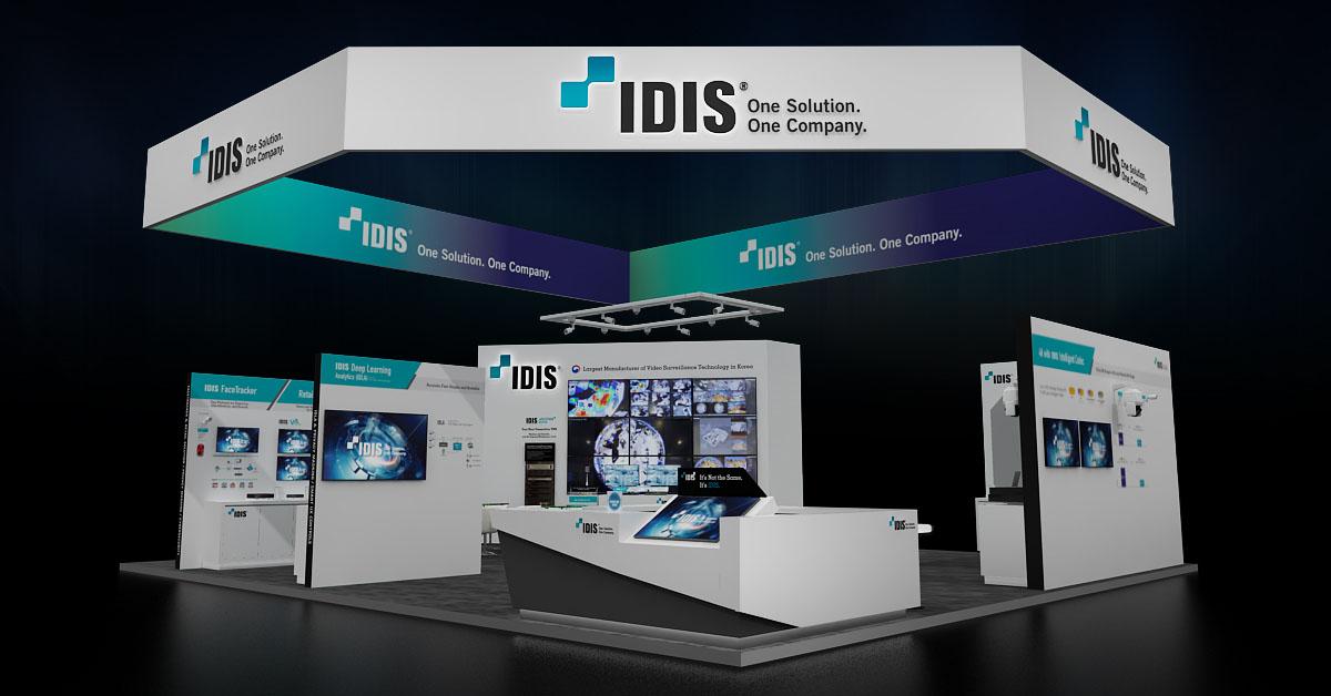 IDIS IFSEC Stand 2019 (1)