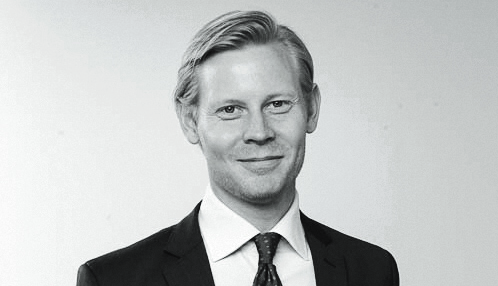 Bjorn Lidefelt CEO of HID Global